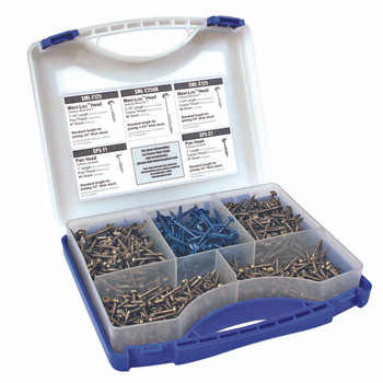 Kreg Wood Pocket-Hole Screw Kit (SK03)