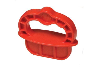 """Kreg Deck Jig Spacer Rings - Red 1/4"""" 12 Pack (DECKSPACER-RED)"""