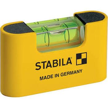Stabila Magnetic Pocket Level (11990)