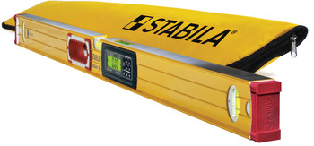 "Stabila 48"" IP65 Tech Electronic Level w/Case (36548)"