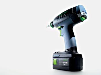 Festool T 15+3 Li Cordless Drill (PLUS) (564565)