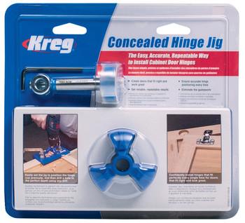 Kreg Concealed Hinge Jig (KHI-HINGE)