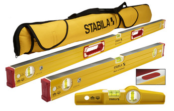 Stabila Magnetic 3 Level Set (48380)