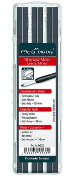 Pica BIG Dry Carpenter's Refill - 2H (6050)