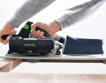 Festool TSC 55 REB Li IMPERIAL Cordless Plunge-Cut Saw (BASIC) (574685)