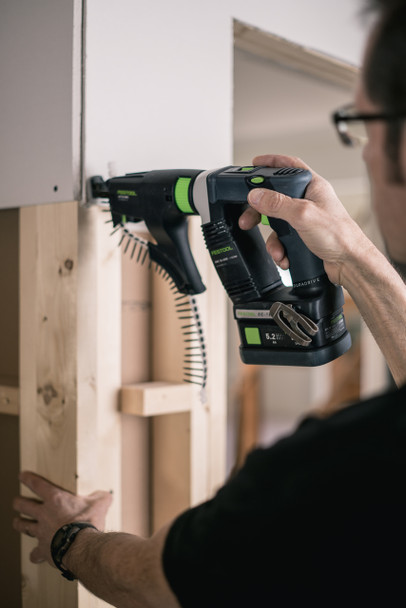 Festool Cordless Drywall Gun DWC 18 (PLUS) (201671)