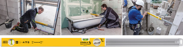 "Stabila 80T 36""-59"" Adjustable Length Level (29459)"
