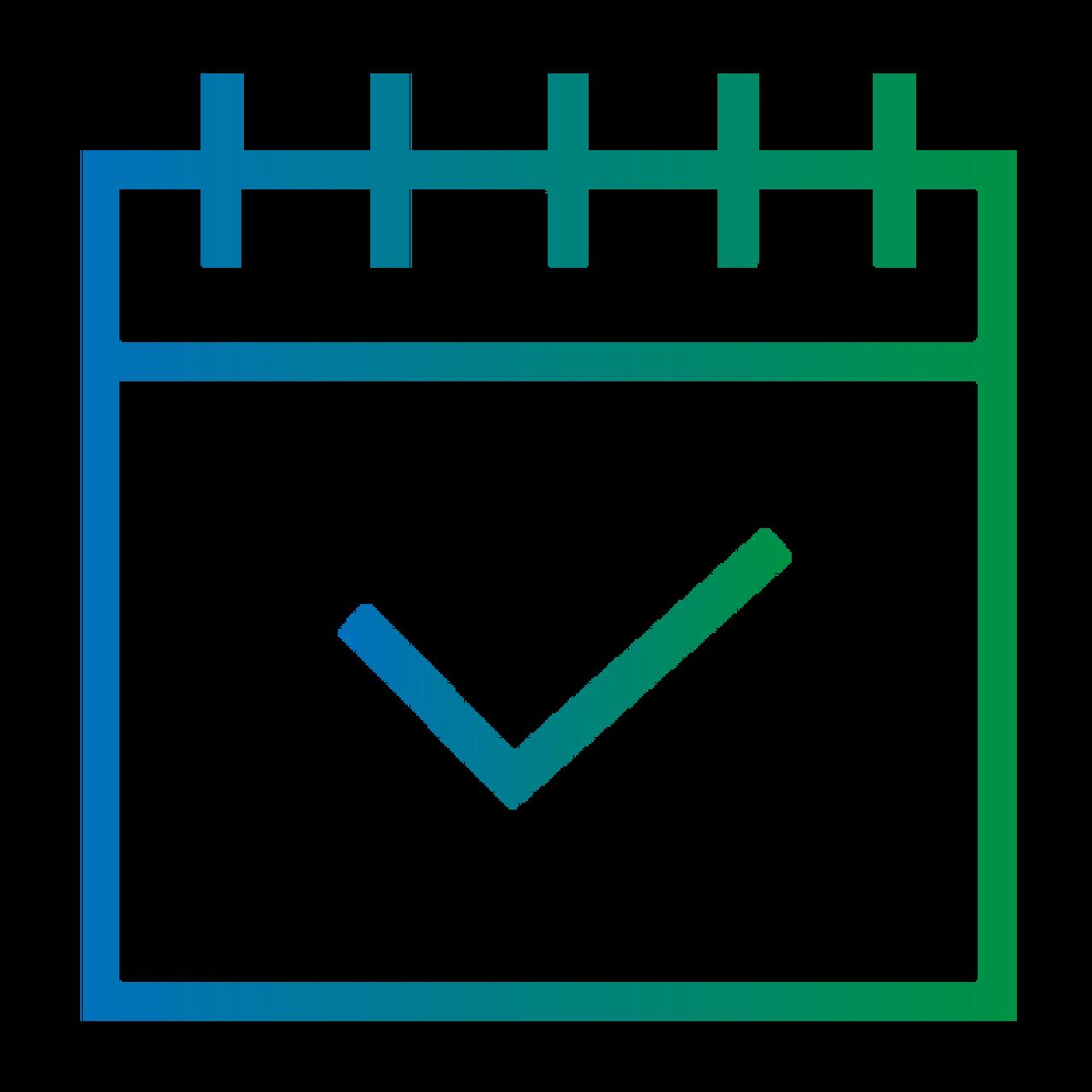 Schedule Standing Transactions in the Task Queue