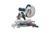"Bosch GCM 12 SD mitre saw. 12 In. Dual-Bevel Glide Miter Saw  Includes  (1) 12"" 60T Blade  (1) Material Clamp  (1) Dust Bag"