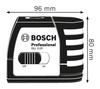 Bosch GLL 2-15 Line laser professional