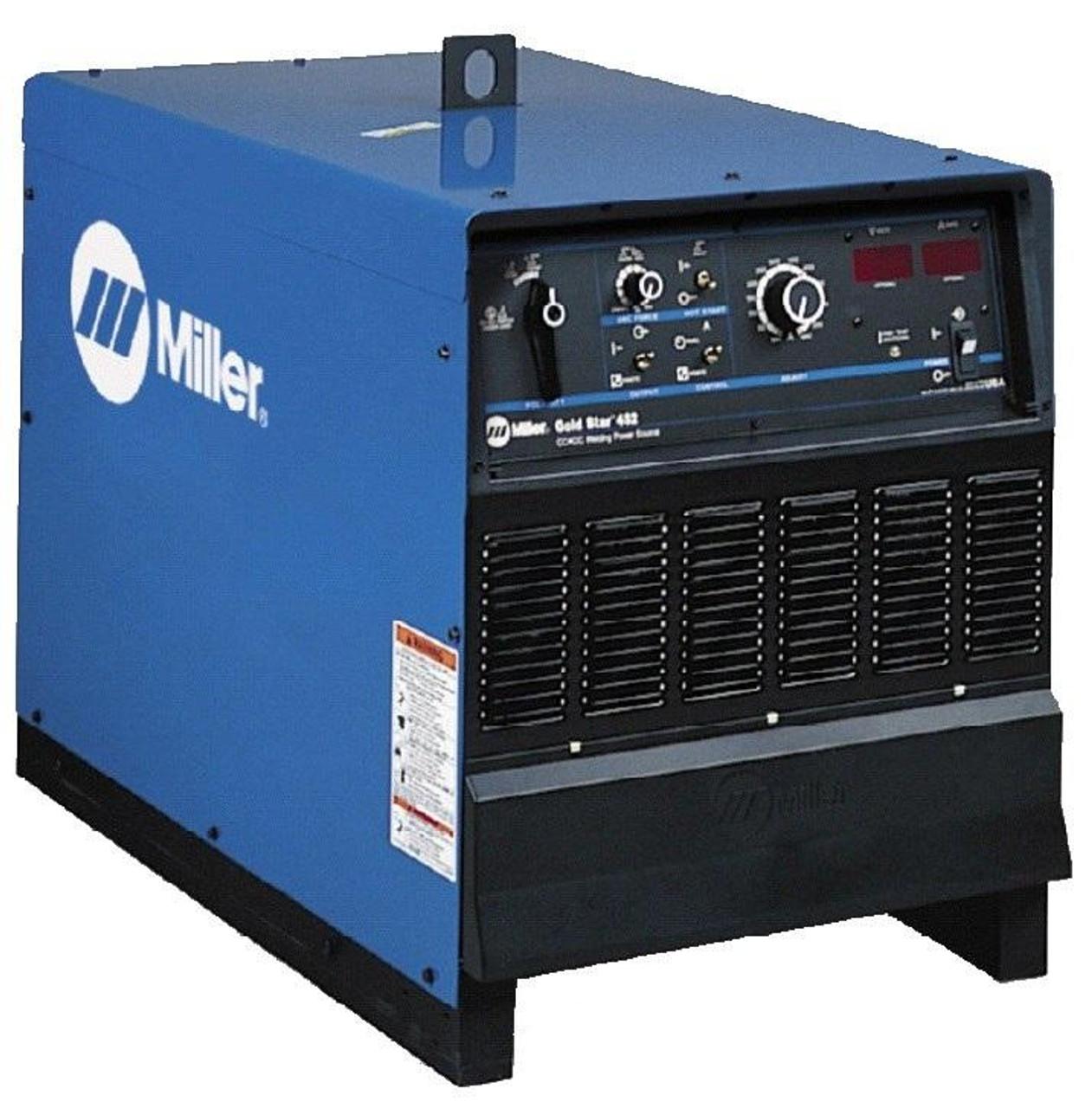Miller Welding >> Buy Miller Welding Machine Gold Star 402 Electric Welder Gz