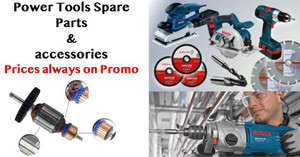 Power tools Spare parts and accessories