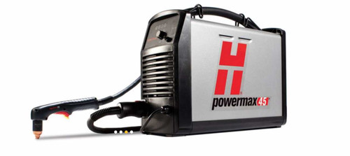 HYPERTHERM Powermax 45 AIR PLASMA CUTTING MACHINE