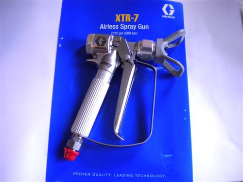 Graco airless spray gun XTR-7