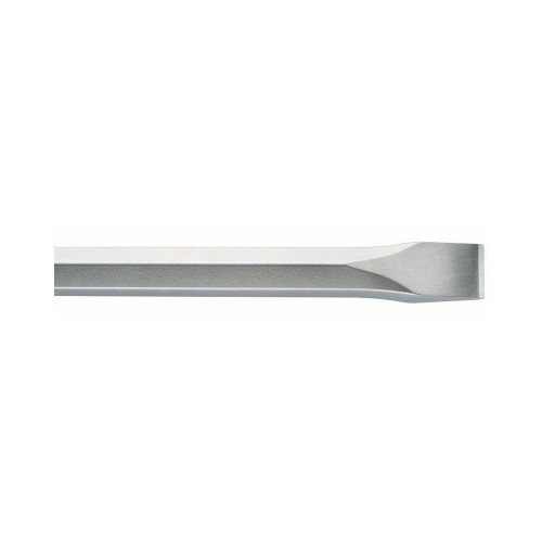 Bosch flat chisel 28mm hex and shank 400mm x 36mm