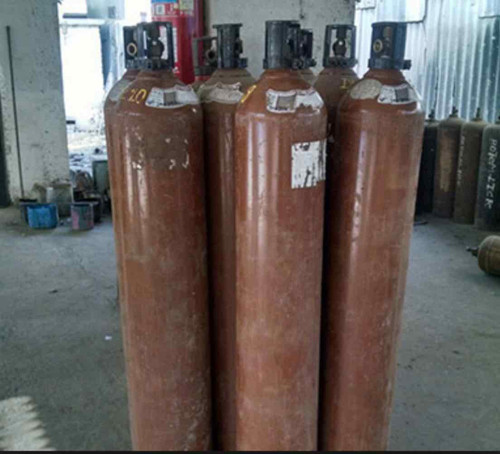 Helium gas empty cylinder 40 Liters capacity