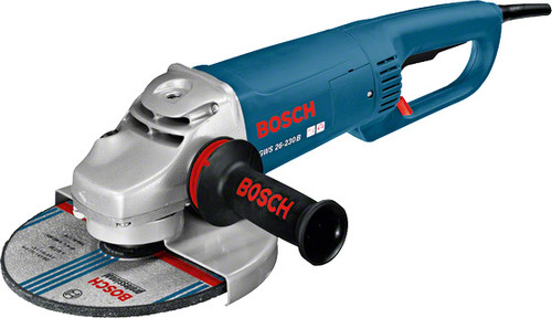 Bosch GWS 26-230 B Professional + CB Angle Grinder