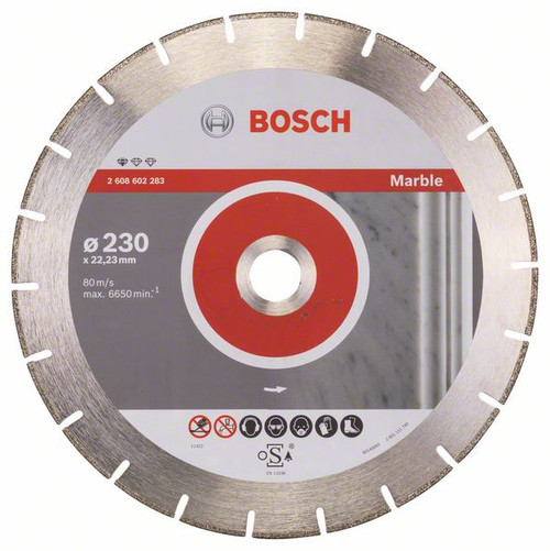 Bosch Diamond Cutting Disc Professional For Marble