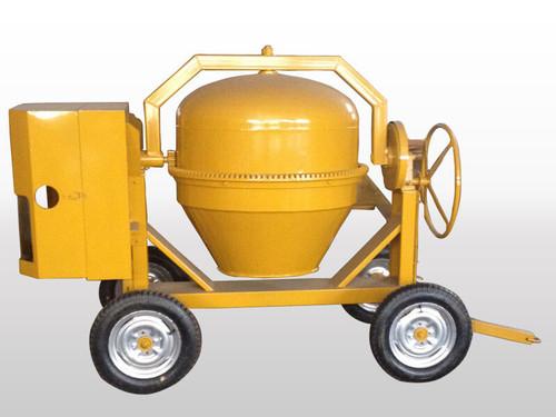 Hellog- Concrete Mixer
