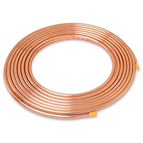 "IUSA 1/4"" Soft Copper Refrigeration Tube"