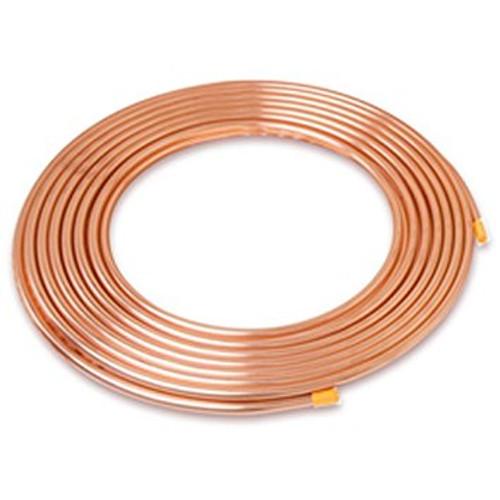 "IUSA 1/4"" Soft Copper Refrigeration Tube"