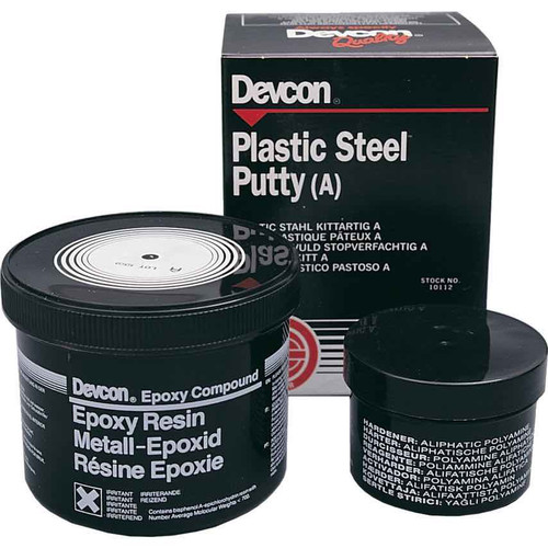 Devcon plastic steel Putty 500g