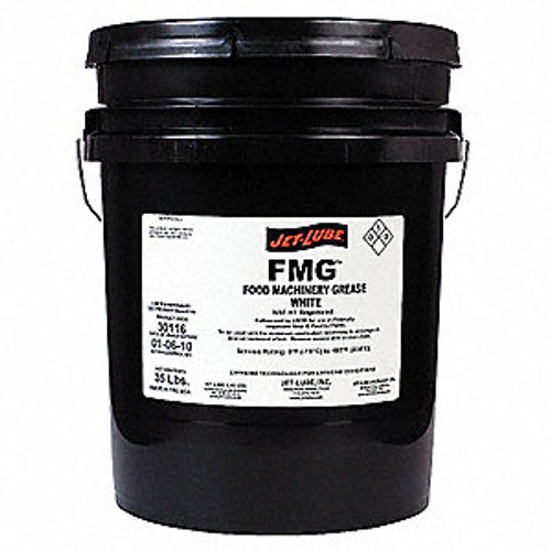 JET-LUBE FMG Food machinery Grease White 16kg