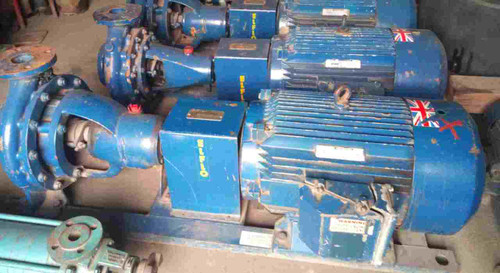 Induction Motor - ELFLO
