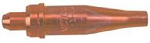 Victor 1-1-101 Single Piece Acetylene Cutting Tip - 0330-0005