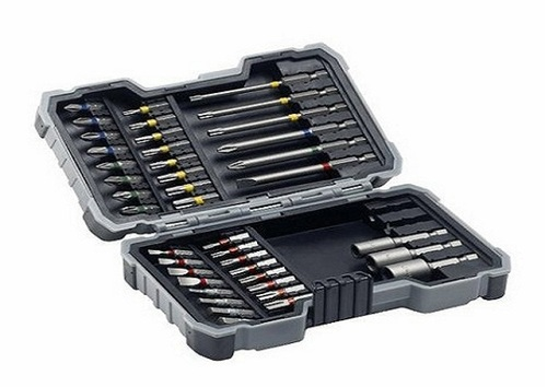 Bosch 43-Piece Bit And Nutsetter Set