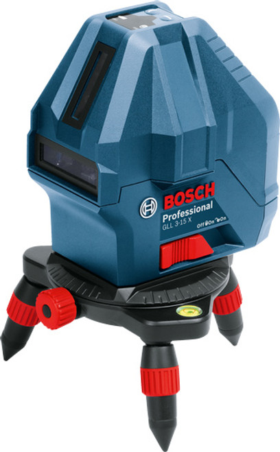 Bosch GLL 3-15 X Professional Line Laser