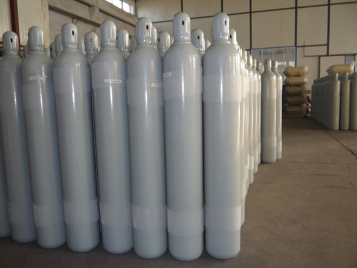 Helium gas (Returnable empty cylinder) 50 Liters cylinders