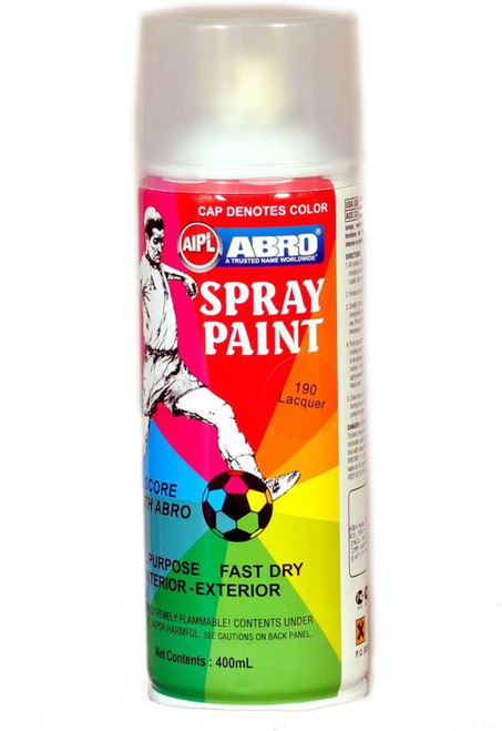 Spray Paint White colour  (ABRO)
