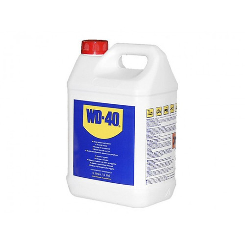 Penetrating Oil WD-40 Multifunction Lubricants spray (5liters Keg)