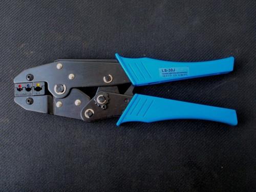 Insulated Ratcheting crimp tool plier crimper .