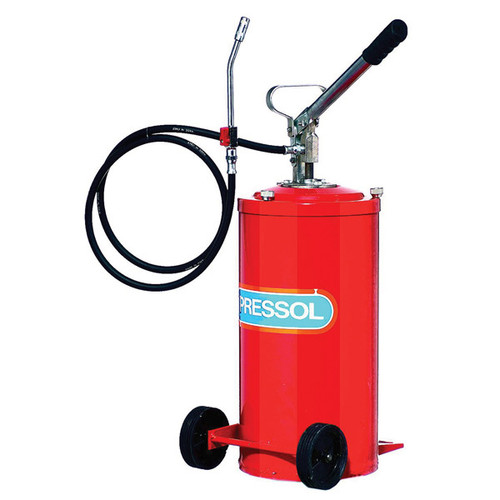 Motorised Grease Bucket Grease Dispensing Pump