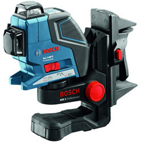 Buy Bosch GLL3-80P BM1 L-Box Laser Level Universal Mount L-Box online at GZ Industrial Supplies Nigeria.