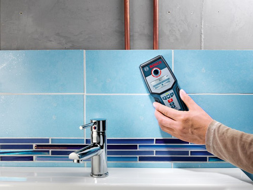 Bosch GMS 120 wall scanner