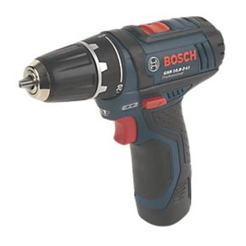 Bosch GSR10.8VLi 10.8V 1.5Ah Li-Ion Drill Driver