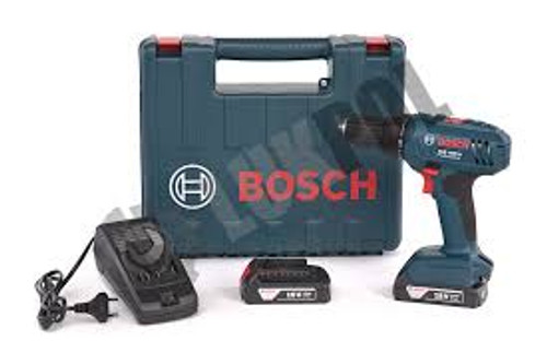 Bosch 1800-LI 2x1.5Ah,18V