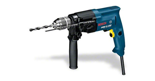 Bosch GBM 23-2 E professional Drill The most important data Rated power input 	1.150 W Drilling diameter in wood 	50 / 35 mm Drilling diameter in steel 	23 / 13 mm Deal