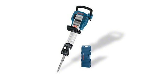 Bosch GSH 16-28 professional Breaker The most important data Rated power input 1.750 W Max. impact energy 41 J Impact rate at rated speed 1.300 bpm