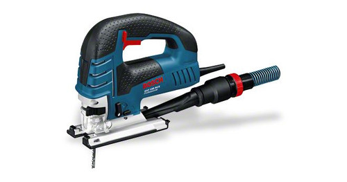 Bosch GST 150 BCE Professional jigsaw with dust extractor connect