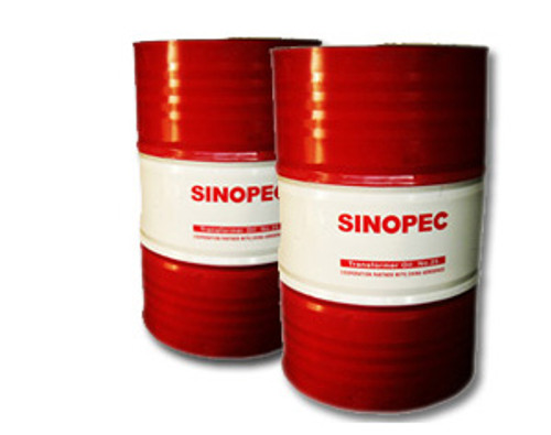 Sinopec Transformer Oil in 200L drums