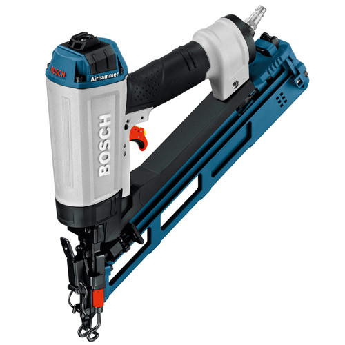 Bosch GSK 64-34 pneumatic Angled Brad finish nailer