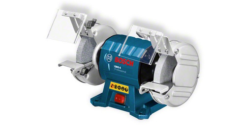 Bosch GBG 8 Professional Double-wheeled Bench Grinder The most important data Rated power input 350 W Grinding wheel diameter 150 mm Grinding wheel widths 20 mm