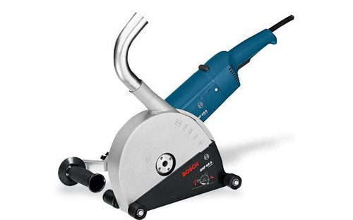 Buy Bosch GNF 65A professional wall chaser online at GZ Industrial Supplies Nigeria. The powerful tool with lots of comfort  Powerful 2400-watt motor  Convenient due to starting current limitation and smooth start for precise working  Cutting depth can be set steplessly with a scale