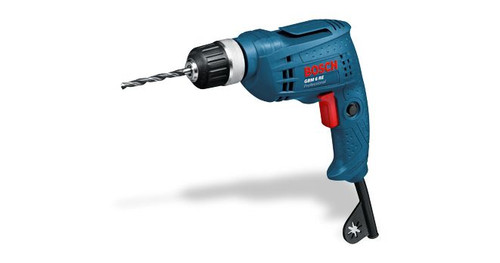 Buy Bosch GBM 6 RE professional Drill online at GZ Industrial Supplies Nigeria  The most important data Rated power input 	350 W Drilling diameter in wood 	15 mm Drilling diameter in steel 	6,5 mm