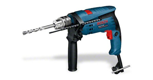 Buy Bosch GSB 16 RE Professional Impact Drill online at GZ Industrial Supplies Nigeria. The most important data Rated power input 	701 W Drilling diameter in masonry 	18 mm Drilling diameter in wood 	30 mm