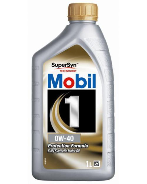 Mobil 1 new life 0W40 1L Keg Lubricant